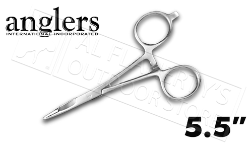 "Anglers International Scissor Forceps 5.5"" #AI55SF"