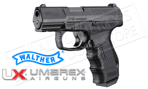Umarex Air Pistol Walther CP99 Compact .177 BB 340FPS #2252206