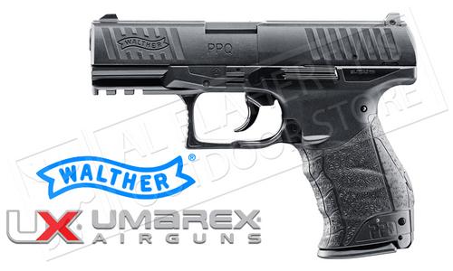 Umarex Air Pistol Walther PPQ .177 Pellet or BB 360FPS #2256010