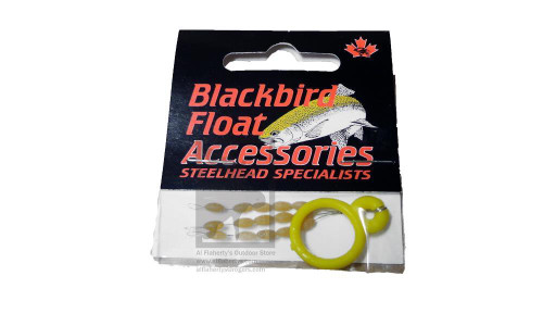 Redwing Tackle Blackbird Float Stop, Medium, Pack of 15 #BSTOPMD