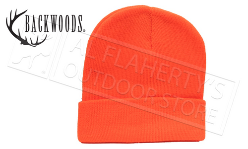 Backwoods Blaze Orange Thinsulate Toque #796P