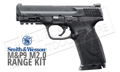 Smith & Wesson M&P9 2.0 Range Kit 9mm #12487