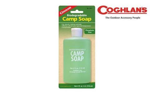 Coghlan's Camp Soap, Phosphate Free, 4 fl. oz. #9617