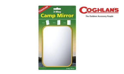 "Coghlan's Camping Mirror - 5""x7"" #650"