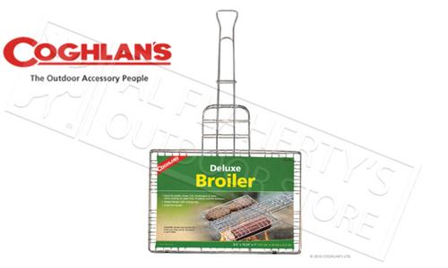 """Coghlan's Deluxe Broiler, 9""""x13""""x1"""" #8981"""
