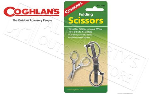 Coghlan's Folding Scissors #7600