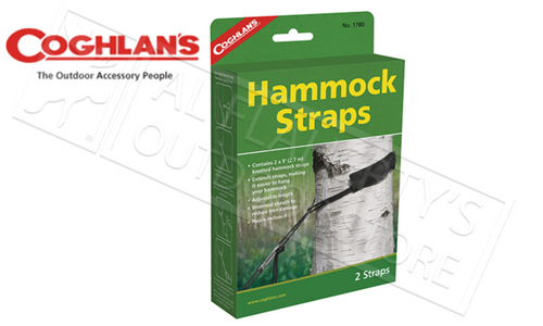 Coghlan's Hammock Strap Kit #1780