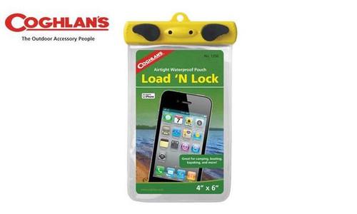 """Coghlan's Load'N Lock Waterproof Pouch, 4"""" x 6"""" #1350"""