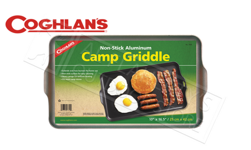 Coghlan's Non-Stick Two Burner Griddle #7640