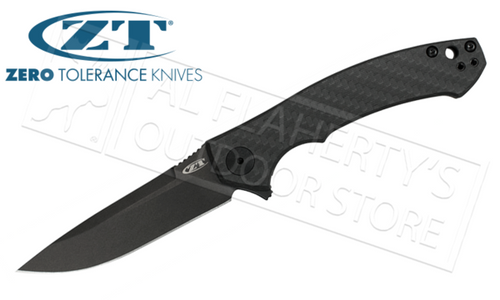 Zero Tolerance 0450 Folding Knife with Carbon Fiber #0450CF