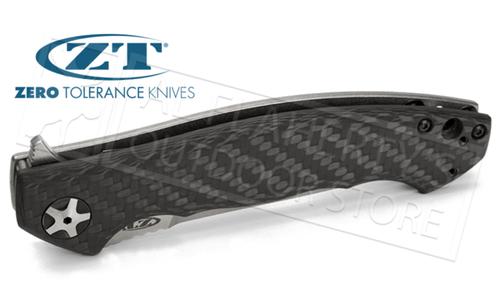 Zero Tolerance 0452 Folder with Carbon Fiber Handle #0452CF