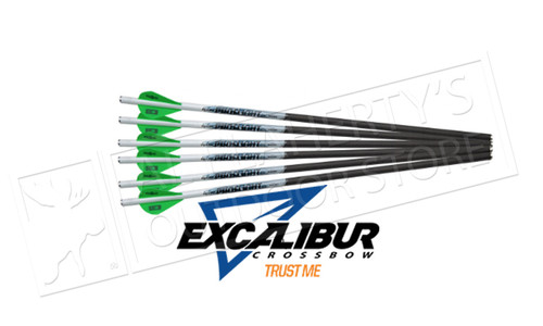 "Excalibur Proflight Arrows 16.5"" For use with all Micro Crossbows"