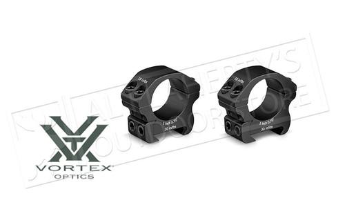 """Vortex Pro Rings 1-Inch Medium 0.95""""/24.1mm (2 rings)"""