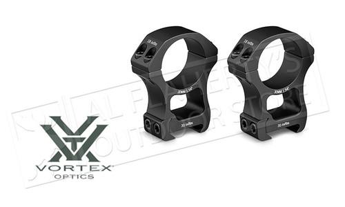 "Vortex Pro Rings 30mm Extra-High 1.54""/39.1mm (2 rings)"
