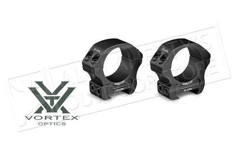 "Vortex Pro Rings 30mm Low 0.90""/22.9mm (2 rings)"