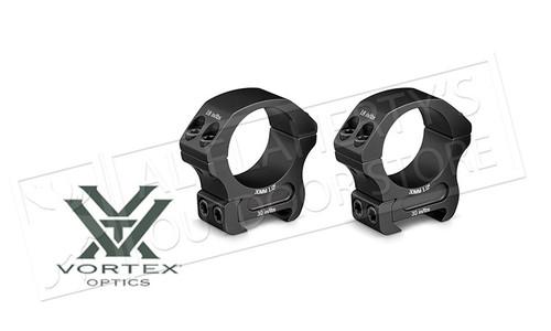 """Vortex Pro Rings 30mm Medium 1.00""""/25.4mm (2 rings)"""