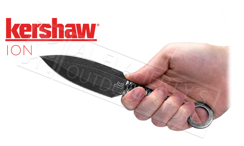 Kershaw ION - 3 Pack Throwing Knives With Sheath #1747BWX