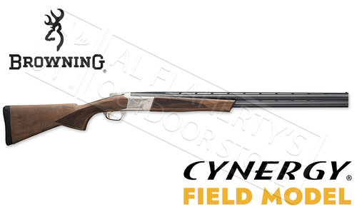 Browning SG Cynergy Field Over-Under Shotgun in 12 or 20 Gauge