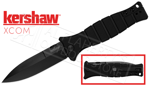 Kershaw XCOM - Les George Designed Spear Point #3425