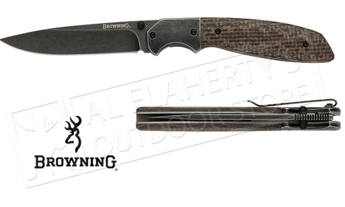 Browning Knife Blind Spot