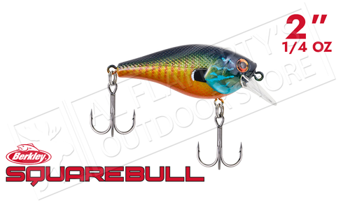 "Berkley Pitbull 3.5 Crank Bait, 2"" 1/4 oz. #BHBPB3.5"