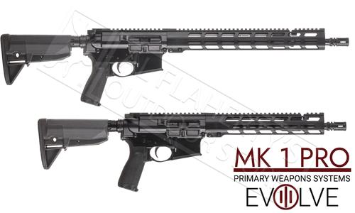 "PWS MK1 Pro Rifle 11.85"" or 16.1"" .223 Wylde"