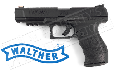 "Walther Rimfire Handgun PPQ M2 .22LR 5"" Barrel #510.01.03"