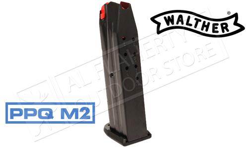 Walther PPQ M2 22LR Pistol Magazine, 10-Round #510601 - Al