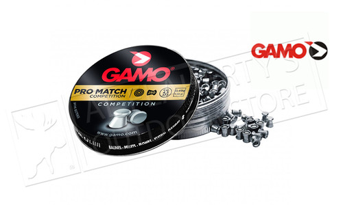 Gamo Match Pellets .177  Grain Tin of 500