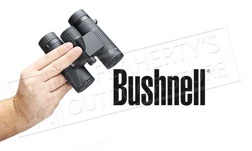 Bushnell Prime Binocular 10X28 Black Roof Prism