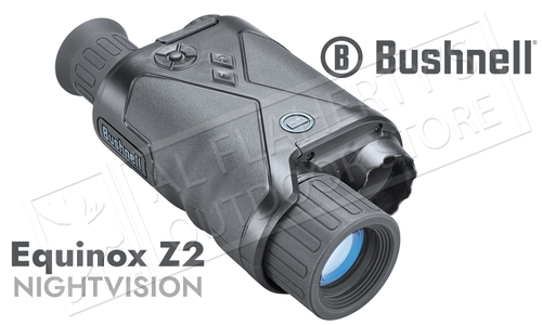 Bushnell Equinox Z2 Night Vision Monocular 3x Magnification #260230