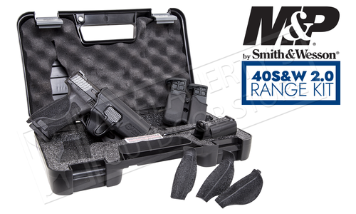Smith & Wesson M&P40 2.0 Range Kit 40S&W #12488