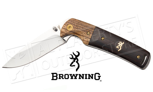 Browning Knife BuckMark Hunter Folder