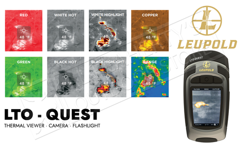 Leupold LTO Quest Thermal Optic Unit #173096