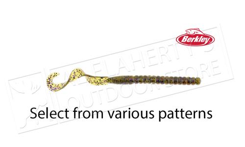"""Berkley PowerBait Power Worms, Various Patterns, 10"""" Pack of 8 #PBBPW10"""