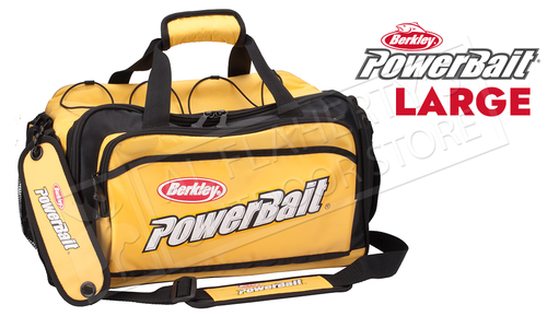 Berkley PowerBait Tackle Bag - Large with 3 Tackle Trays #BATBLFW