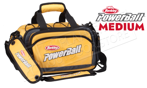 Berkley PowerBait Tackle Bag - Medium with 3 Tackle Trays #BATBMFW