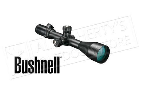 Bushnell Tac Optics 6-24x50 Ill Mil Dot Black Illum Mil Dot, FFP,