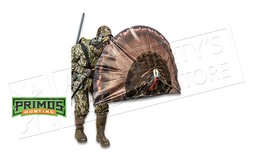 Primos Double Bull Turkey Decoy with Surroundview