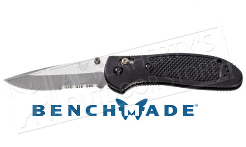 Benchmade 551s Griptilian Folder by Pardue Design
