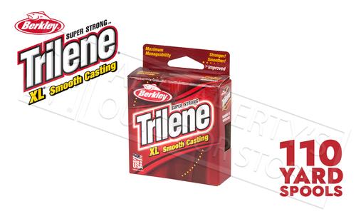 Berkley Trilene XL Smooth Casting, Clear, 110 Yards, 4 to 14 lb. Test #XLPSxx15