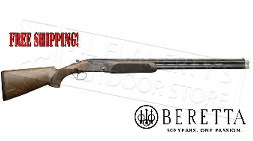"""Beretta 690 Competition Shotgun - 12 Gauge, 30 or 32"""" Barrel with Extended Chokes"""