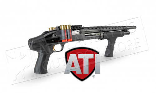 ATI Gen2 Halo Aluminum Side Saddle