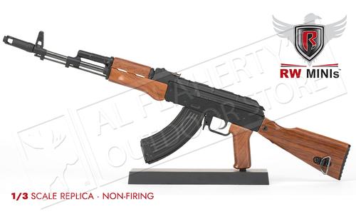Ravenwood AK-47 Mini Replica 1/3 scale #RWWDAK47