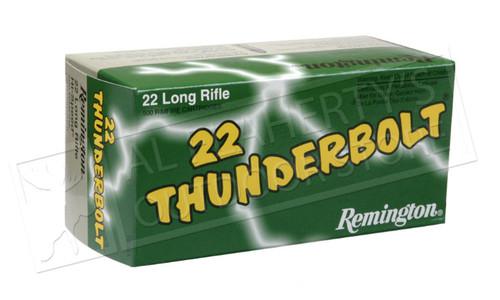 Remington 22LR Thunderbolt 500 Round 40 Grain