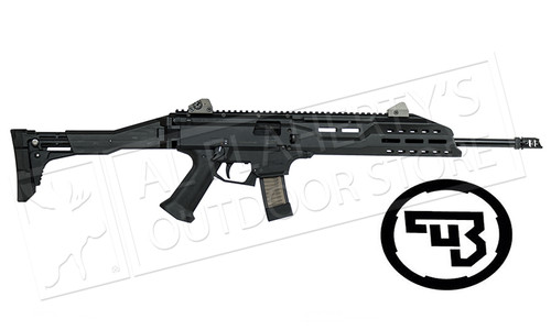 CZ Scorpion Evo 3 S1 9mm Carbine with Folding Stock NON RESTRICTED