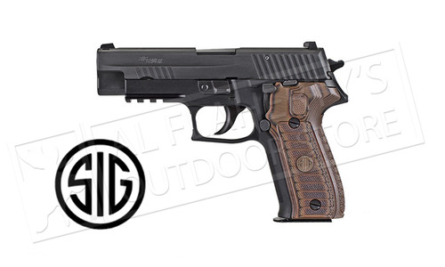 SIG Sauer Handgun P226 9mm Select Black DA/SA