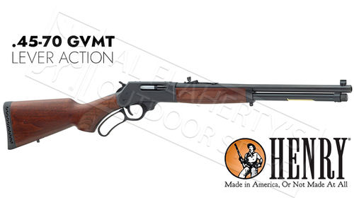 Henry Lever-Action 45-70 Rifle #H010