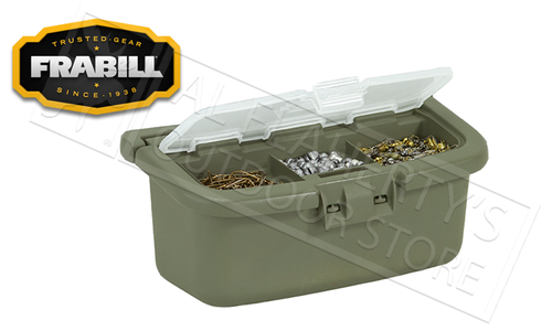 Frabill Belt Bait Storage Box - 20 oz. #4724