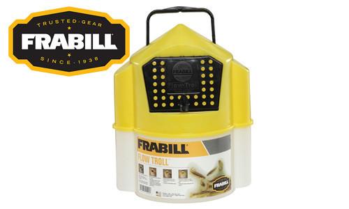 Frabill Flow Troll Bucket - 6 Quart #4501